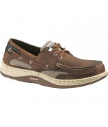 Clovehitch II Boat Shoe- Walnut