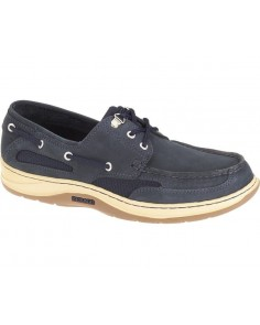 Clovehitch II Boat Shoe- Navy