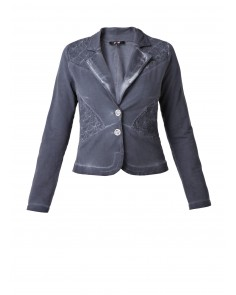 Geba, Steel Grey Jacket